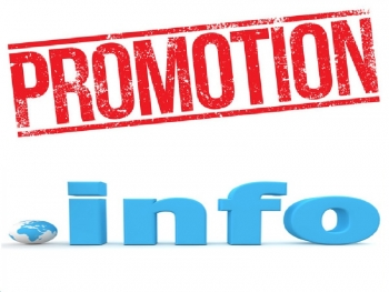 News & promotions